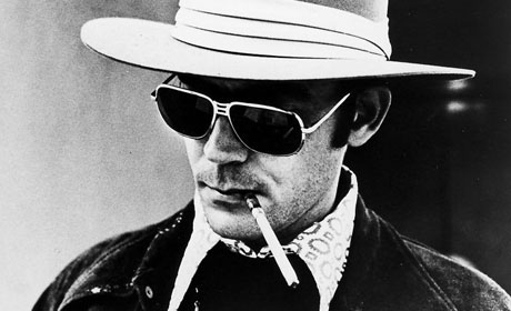 Loathing Hunter S Thompson