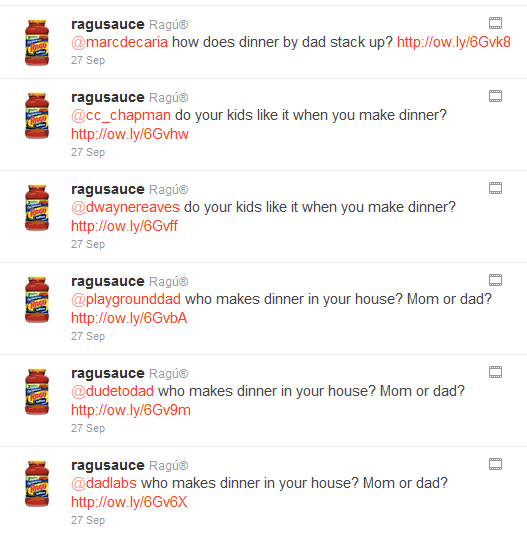 Ragu Pasta Sauce Leaves Bad Taste With Social Media Users